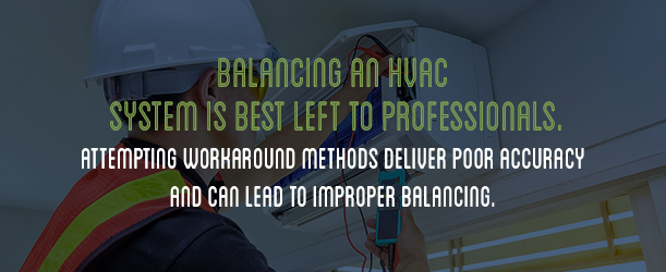 Ask Our Experts: Balancing an HVAC System - Tuckey