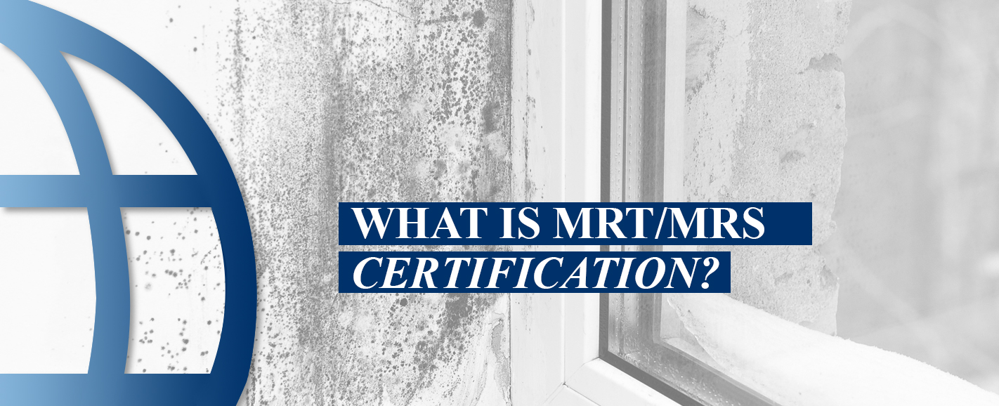 What is MRT and MRS Certification