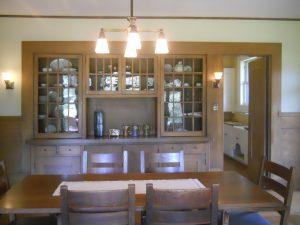 Marston House Dining Room.