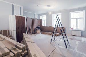 apartment remodel