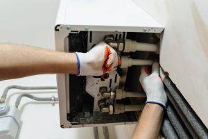 water heater fix